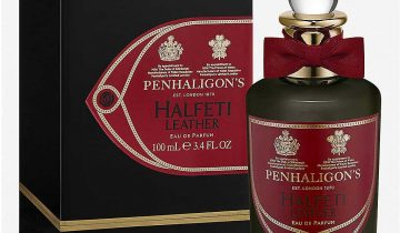 Penhaligon's Halfeti Leather Abbiamo intrapreso un lungo viaggio